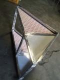 不鏽鋼架(三角型)