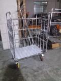 不鏽鋼豬籠車