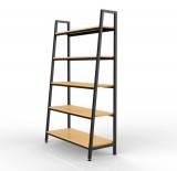 單面梯形架